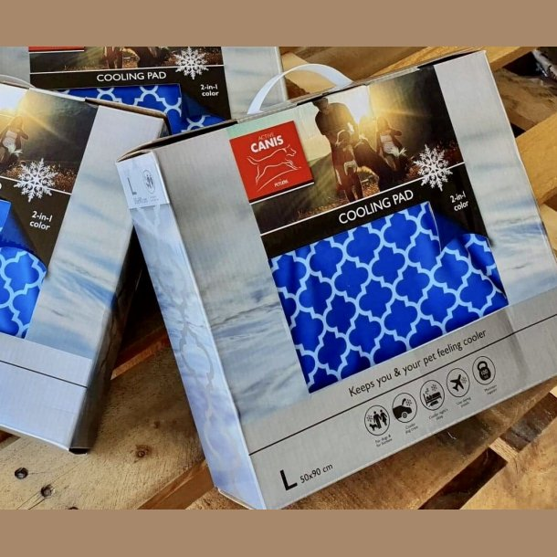 Cooling pad blue 50*90cm 2 colors
