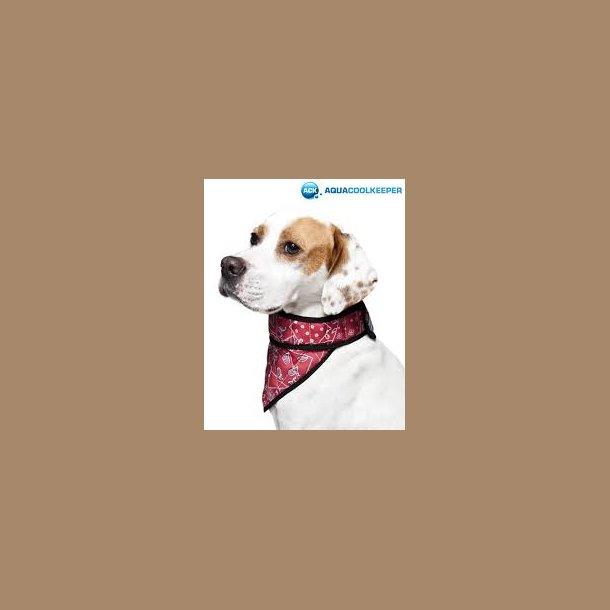 Aqua cool keeper cooling pet bandana