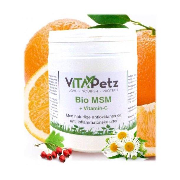 Bio MSM +Vitamin C 150 g